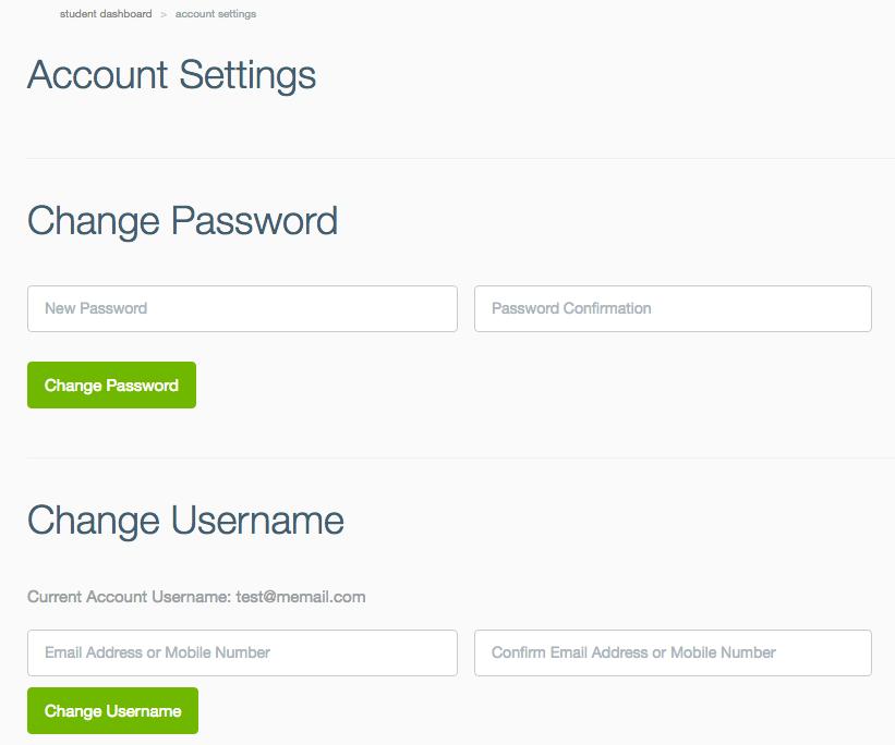 How To Reset a Username or Password – SchoolMint